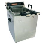 Fritadeira Elétrica Industrial 18 Litros Água e Óleo Bancada Cotherm 220V - Cotherm