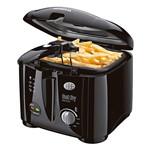 Fritadeira Elétrica Modial Fast Fry Black 1,2 Litros Preto