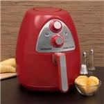 Fritadeira Elétrica Mondial Family 3,2L Vermelha