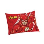 Fronha Avulsa Lepper Liga da Justiça The Flash 50x70cm Vermelha