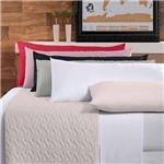 Fronha Unique para Body Pillow Percal 0,40x1,30