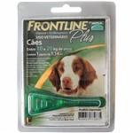 Frontline Plus P/cães de 10/20 Kg