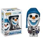 Frozen Olaf With Kittens - Funko Pop