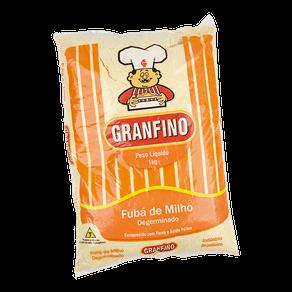 Fubá de Milho Granfino 1kg