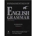 Fundamentals Of English Grammar Workbook a (with Answer Key) (Revised)