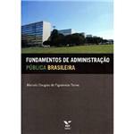 Fundamentos de Administração Pública Brasileira