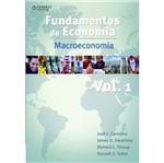 Fundamentos de Economia - Vol 1 - Cengage
