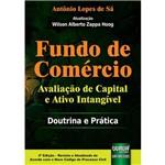 Fundo de Comércio - Avaliação de Capital e Ativo Intangível - Doutrina e Prática