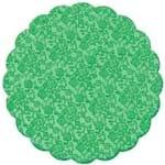 Fundo Decorado Verde Escuro No7 C/100 - Cromus