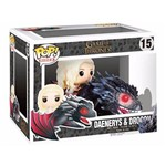 Funko 15 - Game Of Thrones - Daenerys & Drogon