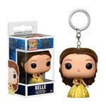 Funko Chaveiro - Beauty And The Beast - Belle