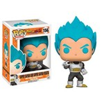 Funko Pop Anime: Super Saiyan God Blue Vegeta