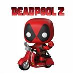Funko Pop - Deadpool - Deadpool & Scooter (48)
