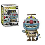 Funko Pop Disney:the Night Before Christmas-clown#452