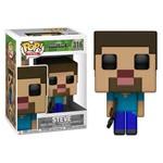 Funko Pop Games: Minecraft - Steve #316