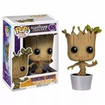 Funko Pop Guardiões da Galáxia - Dancing Groot 10cms