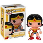 Funko Pop Heroes: Dc - Wonder Woman