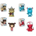 Funko Pop Monstros Sa - Boo Sulley Chef e Roz