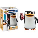 Funko Pop Movie: Penguins Of Madagascar - Rico