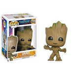Funko Pop Movies: Guardians Of The Galaxy2 - Groot #202