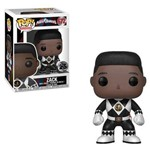 Funko Pop Power Rangers 25th Black Zack 672