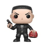 Funko Pop! Punisher (Holding Daredevil's Mask) - Chase Limited Edition - Daredevil Tv Series