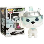 Funko Pop Rick And Morty Snowball Exclusivo #178