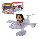 Funko Pop! Rides: Wonder Woman com Invisible Jet 7180