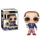 Funko Pop Rocks: Elton John - Elton John Red, White & Blue #63
