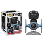 Funko Pop Star Wars 221 Deluxe Tie Fighter With Tie Pilot