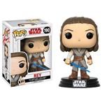 Funko Pop Star Wars : Rey Episode Viii The Last Jedi #190
