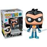 Funko Pop Teen Titans Go! 599 Robin With Baby Exclusive