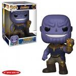 "Funko Pop Thanos Gigante Exclusivo 25cm 10"" Avengers Guerra Infinita 308"