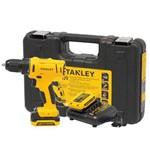 Furadeira/Parafusadeira 3/8 Bateria Scd12s2k Stanley Bivolt