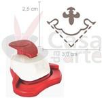 Furador Cantoneira Gigante Toke e Crie Colonial - 10981 - Fcag01