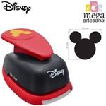Furador Disney Extra Gigante Cabeça Mickey Mouse 19531 - Toke e Crie
