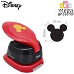 Furador Disney Jumbo Cabeça Mickey Mouse 19522 - Toke e Crie