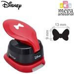 Furador Disney Regular Laço Minnie Mouse 19521 - Toke e Crie