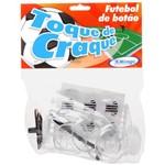 Futebol de Botão - Toque de Craque - Preto e Branco - Xalingo