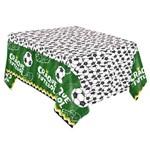 Futebol Toalha de Mesa Papel 120x220cm - Regina