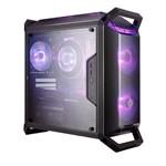 Gabinete Cooler Master Masterbox Q300p Micro Atx Rgb Preto