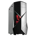 Gabinete C3TECH Gamer MT-G300BK BK S/ Fonte | InfoParts