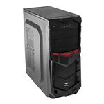 Gabinete C3TECH Gamer MT-G50 BK 3 Baias S/ Fonte | InfoParts