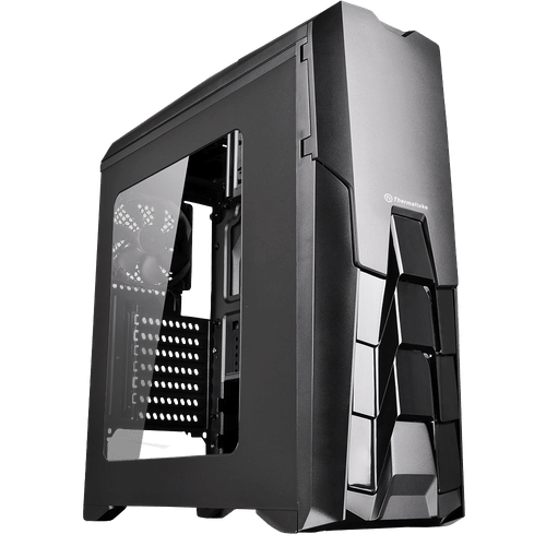Gabinete Gamer Versa N25 Case/Window/SGCC Thermaltake CA-1G2-00M1WN-00