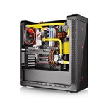 Gabinete Gamer View 27 Preto Led Vermelho Ca-1g7-00m1wn-re Thermaltake