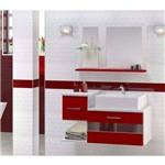 Gabinete para Banheiro Tróia com Cuba e Espelheira