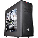 Gabinete Thermaltake Versa H35 Black Case W/window Secc Ca-1d1-00m1wn-00