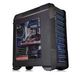 Gabinete Thermaltake Versa N23 Blue Led Fan Ca-1e2-00m1wn-05