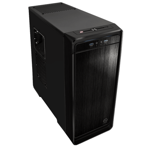 Gabinete Urban S21 Transparent Window Thermaltake VP800A1W2N Black