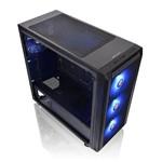Gabinete Versa J23 com 3 Fans RGB Thermaltake